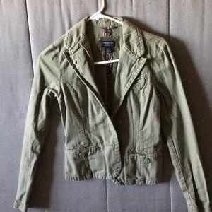 Gently used Olive GreenAmerican Eagle Blazer